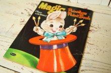 他の写真1: ☆WHITMAN ビンテージカラーリングブック☆Magic Paintless Paint Book