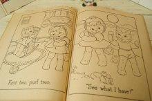 他の写真2: ☆WHITMAN ビンテージカラーリングブック☆Winner