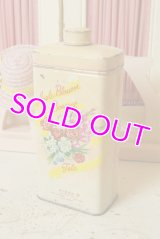 ☆BYRON  ビンテージ パウダー缶☆Apple Blossom Bouquet
