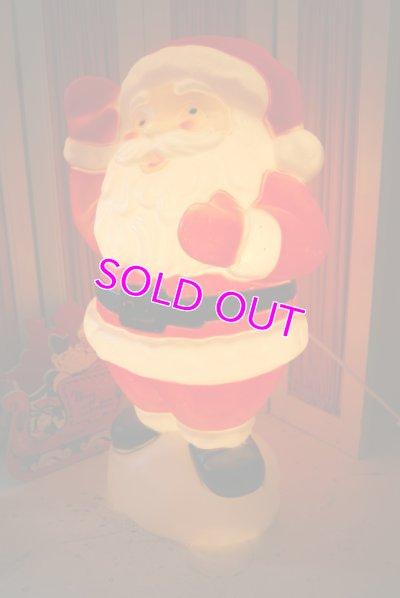画像1: 48cm☆Christmas/クリスマス デコレーション サンタクロースライト☆
