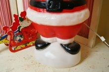 他の写真1: 48cm☆Christmas/クリスマス デコレーション サンタクロースライト☆