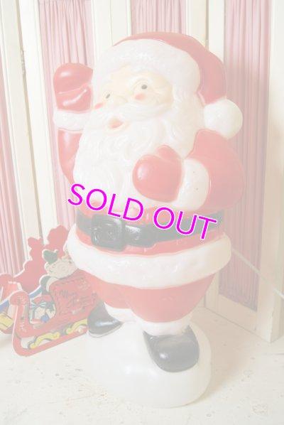 画像2: 48cm☆Christmas/クリスマス デコレーション サンタクロースライト☆