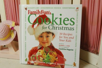 画像1: ☆Family Fun's クリスマス クッキングブック☆Cookies