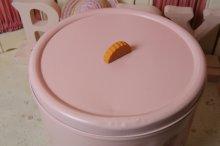 他の写真2: ☆ビンテージ クッキー缶☆アニマルデカール