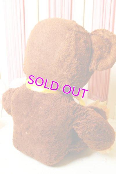 画像3: ☆GUND ビンテージラバーフェイスドール☆BOOPSY GROWLER BEAR