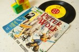 1953☆PETER PAN RECORDS ビンテージ レコード☆PETER and the WOLF