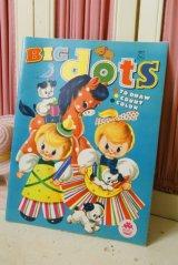 美品☆MERRILL ビンテージドットブック☆BIG dots