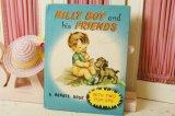 希少☆BONNIE BOOK ビンテージポップアップブック☆BILLY BOY and his FRIENDS