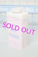 ☆MENNEN ビンテージ ベビーパウダー缶☆Baby Powder