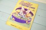 レア!☆EVE Rockwellイースターグリーティングカードブック☆EASTER Greeting Cards
