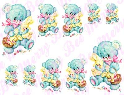 画像1: ☆ヴィンテージスタイル デカール☆cp-066