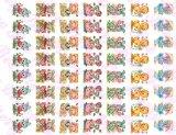 ☆ヴィンテージスタイル アイロンデカール☆cp-076