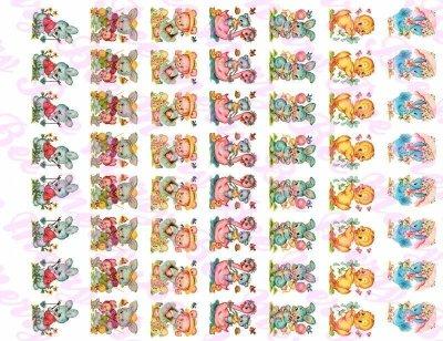 画像1: ☆ヴィンテージスタイル アイロンデカール☆cp-076