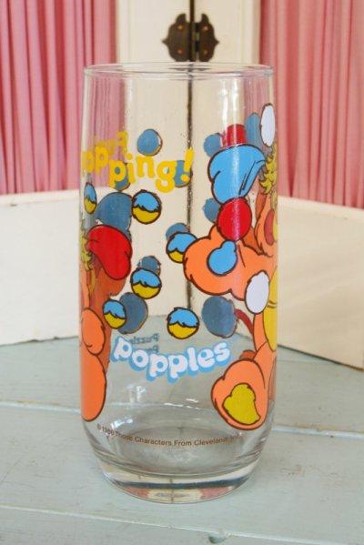 画像3: Anchor Hocking/アンカーホッキング☆'80s ビンテージ POPPLES/ポップルズ グラス☆パズルポップル