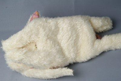 画像5: ぬいぐるみ工房tara うさぎのポーチ