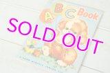 RAND McNALLY☆ビンテージ ブック☆ABC Book