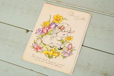 画像1: ☆ビンテージ イースターカード☆For Easter