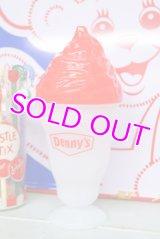 ☆Denny's デニーズ サンデー ソーダカップ☆レッド