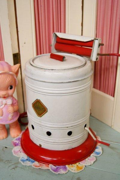 画像1: CHARLYS☆フランス ビンテージ ティントイ☆洗濯機
