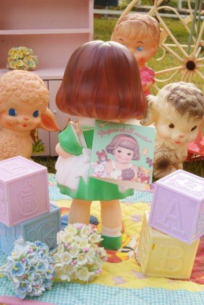 画像2: Afro Cat☆Paper Doll Mate ペーパードールメイト ラバードール☆sally