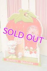 ☆Strawberry Shortcake/ストロベリーショートケーキ クロック☆