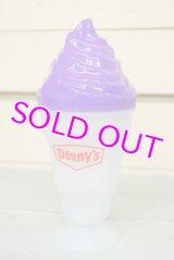 ☆Denny's デニーズ サンデー ソーダカップ☆パープル