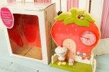 箱入り☆Strawberry Shortcake/ストロベリーショートケーキ クロック☆