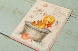 ☆ビンテージ ベビーギフトカード☆a gift for Baby's Shower
