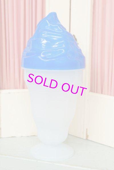 画像2: ☆Denny's デニーズ サンデー ソーダカップ☆ブルー