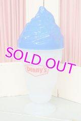 ☆Denny's デニーズ サンデー ソーダカップ☆ブルー