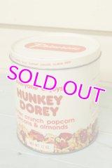 ☆Primrose ビンテージポップコーン缶☆HUNKEY DOREY