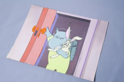 画像1: ☆ムーミン セル画#1☆c001