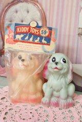 ☆60s KIDDY TOYS ビンテージ ラバードールセット☆パピー