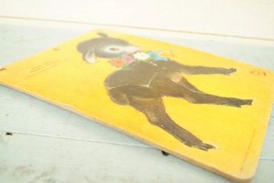 画像5: SAALFIELD☆ビンテージ パズル☆Baa, Baa Black Sheep