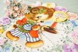 レア!M.Cooper☆ビンテージ クリスマスカード☆MERRY CHRISTMAS TO A BIG BOY !