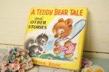 レア!HOPE CHAMPION☆PIXIE BOOK ビンテージ ミニブック☆A TEDDY BEAR TALE