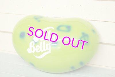 画像1: レア!☆Jelly Belly ストアサイン☆グリーン×ネイビー