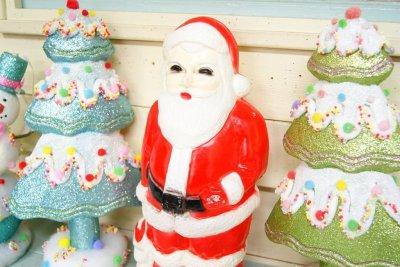 画像1: UNION☆Christmas/クリスマス サンタクロース モールド☆
