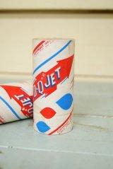 1965年デッドストック☆Dairy Queen/デイリークイーン D.QJET アイスクリーム プッシュアップコンテナサイン☆2個セット