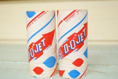 画像2: 1965年デッドストック☆Dairy Queen/デイリークイーン D.QJET アイスクリーム プッシュアップコンテナサイン☆2個セット
